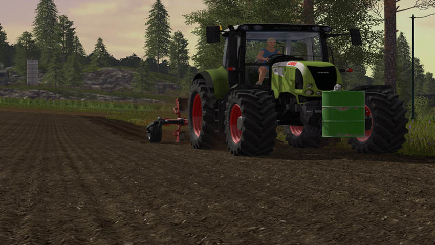 CLAAS ARION 620 V 1.2