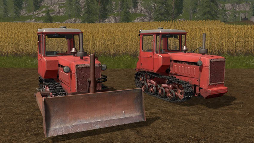 DT 75M and ladle V 1.0