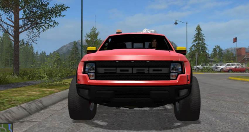 Ford F150 Raptor V 1.0