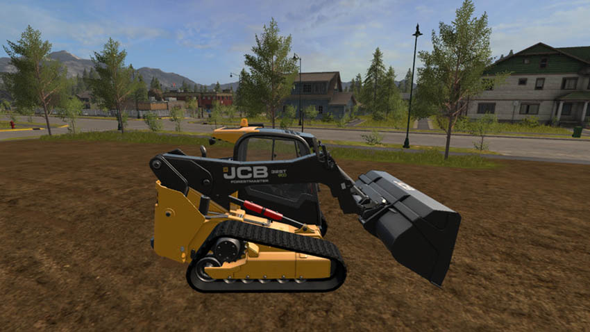 JCB 325 T - Without Grid V 1.0