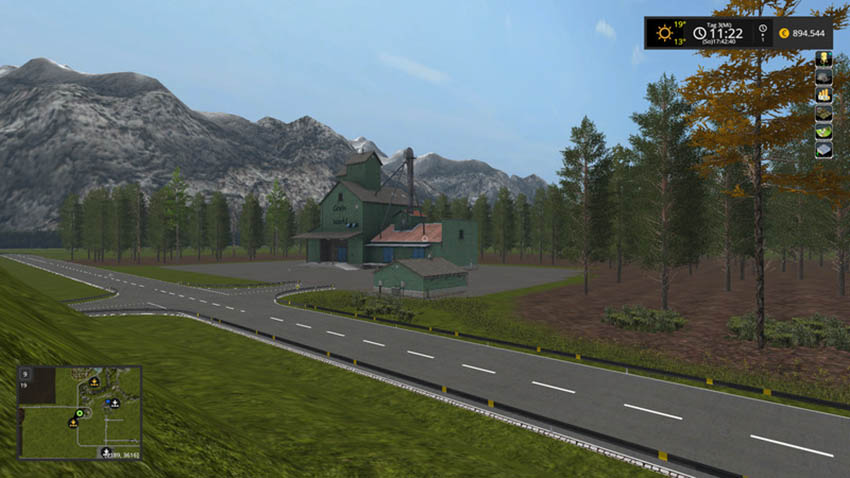 Land between the mountains V 1.2