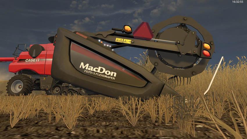 MacDon FD75 V 1.0