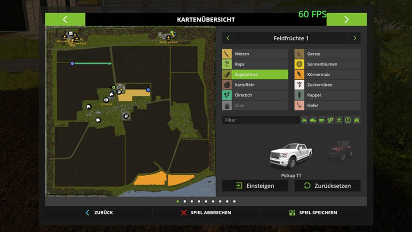 New Bartelshagen on Grabow Bodden V 1.0.1 Beta