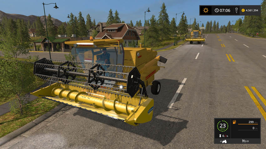 New Holland Clayson 8070 V 1.2