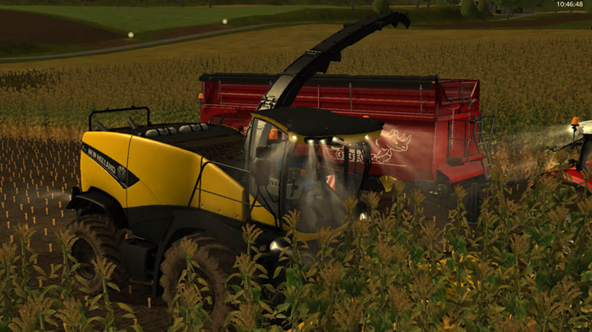 New Holland FR Pack V 1.0