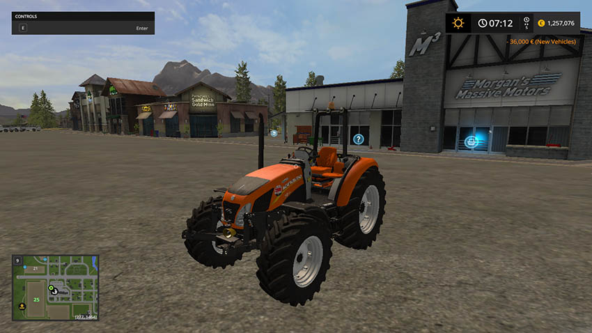 New Holland T4 Kommunal V 2.0