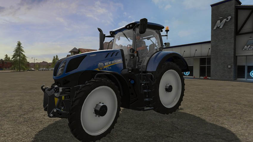 New Holland T7 - Multiple Editions V 1.1