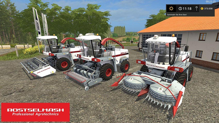 Rostselmash Don 680M V 1.0.0.1