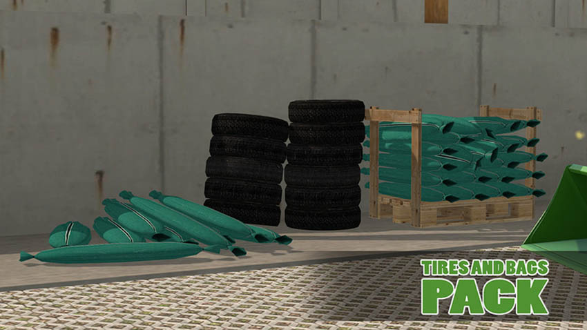 Sacks and Tires V 1.0