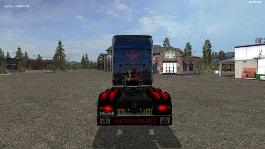 Scania 700 Evo Schubert Edit V 0.8