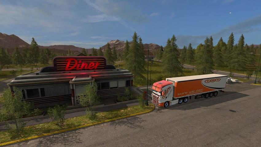 Scania R 700 TNT V 1.0
