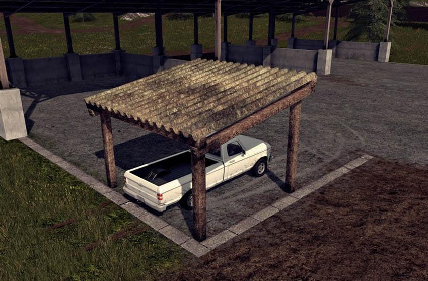 Small open shack v 1.0