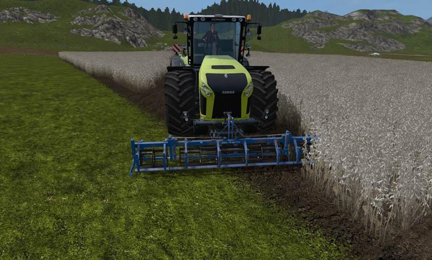 Vss Front Cultivator V 1.0
