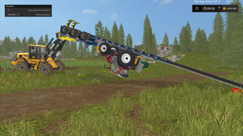 Low loader attachment V 1.1