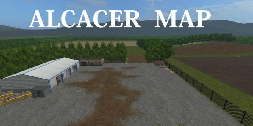 Alcacer Map V 1.0