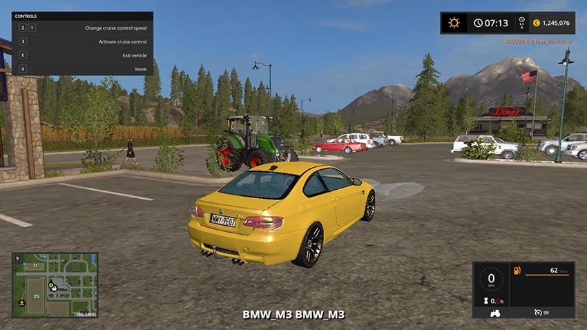BMW M3 v 1.0