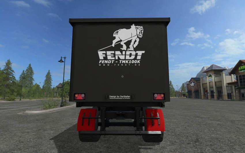 FENDT TMK100K V 1.0