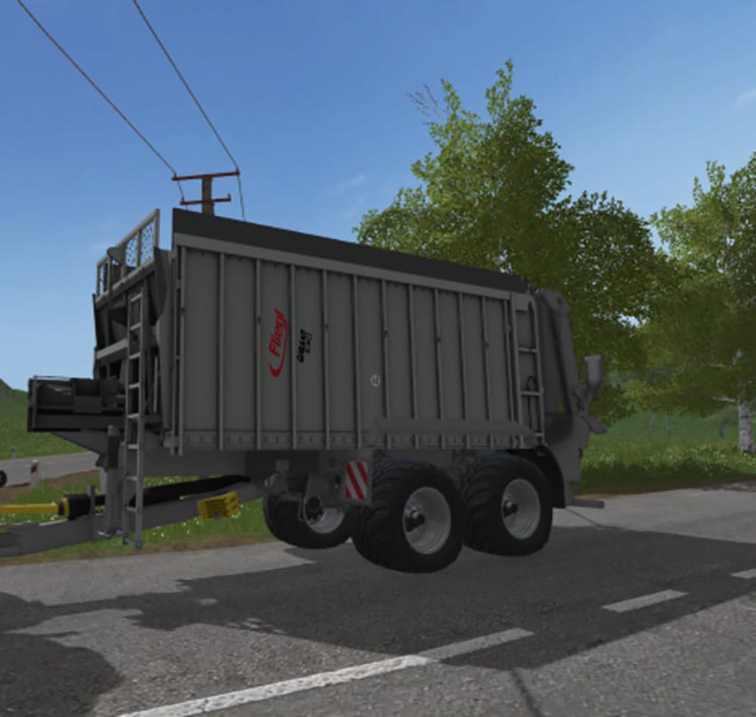 Fliegl Manure spreader V 2.0