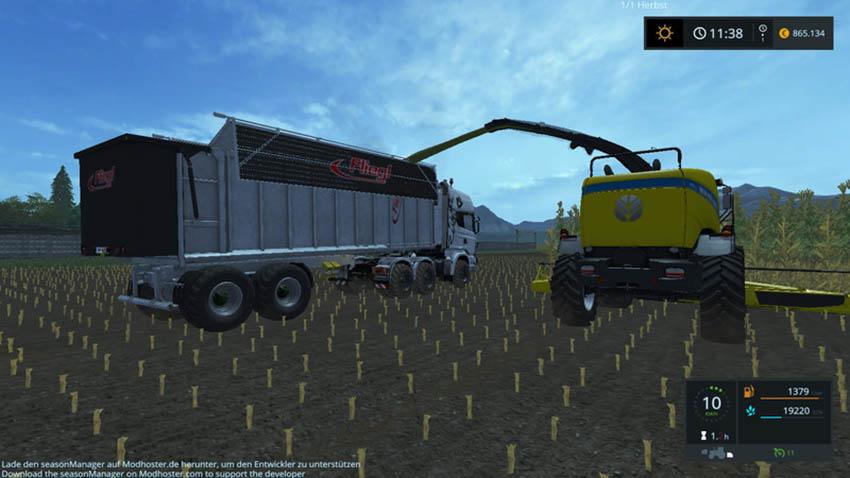 Fliegl semi-trailers V 1.0