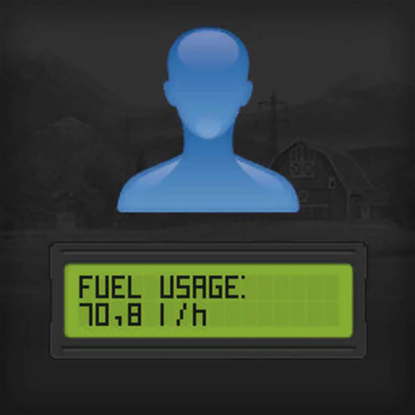 Fuel Usage Display V 2.0