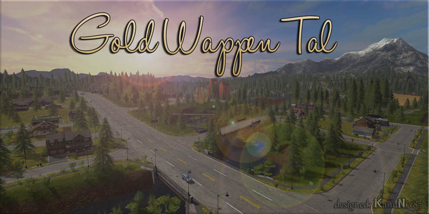 Gold Wappen Tal V 1.0 Beta