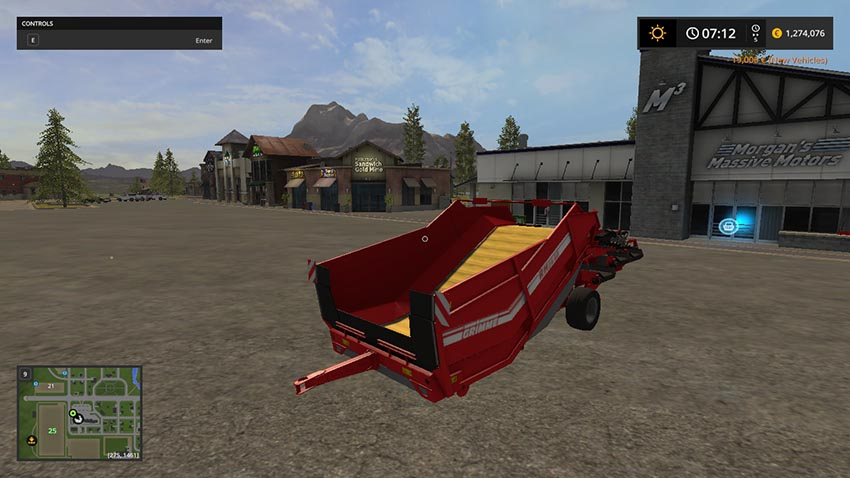 Grimme RH24-60 Conveyor Belt Edit V 2.0