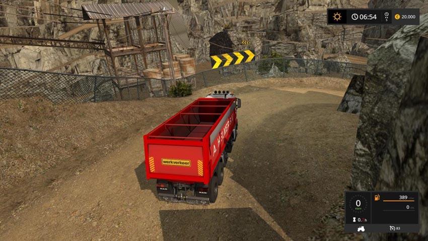 Landsweiler mining V 1.0