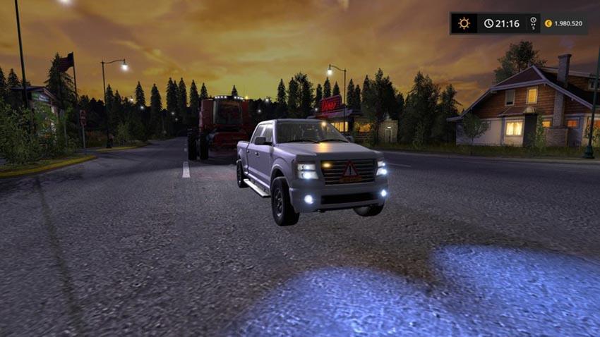 Lizard TT pickup safety car V 1.2.0.2