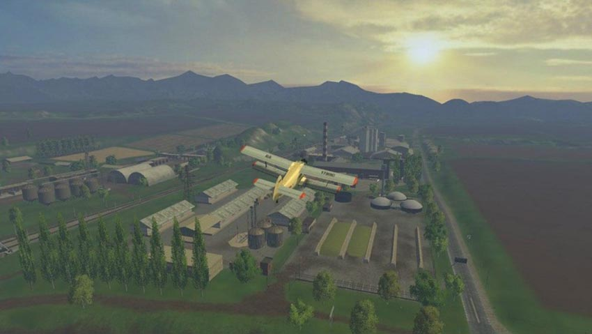MAP GIFTS OF THE CAUCASUS V 2.0.3