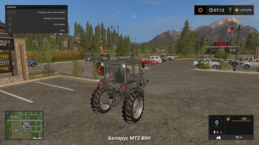 MTZ 80X V 1.0