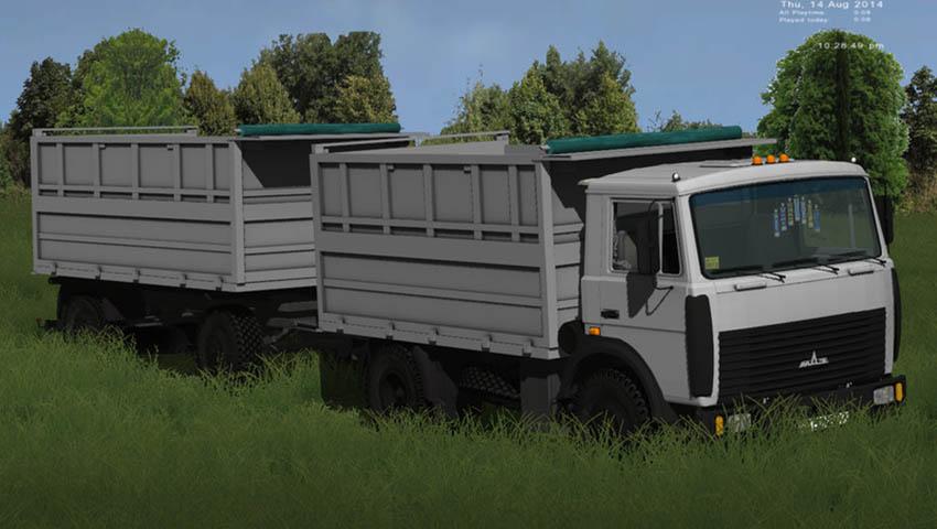 Maz 5551 V 2.0