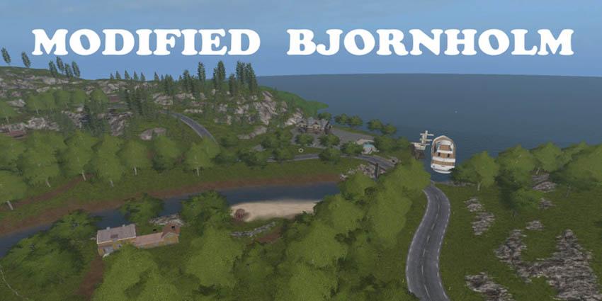 Modified Bjornholm V 1.0