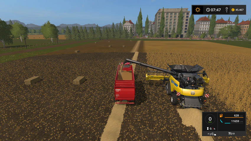 New Holland CR PACK v 1.2