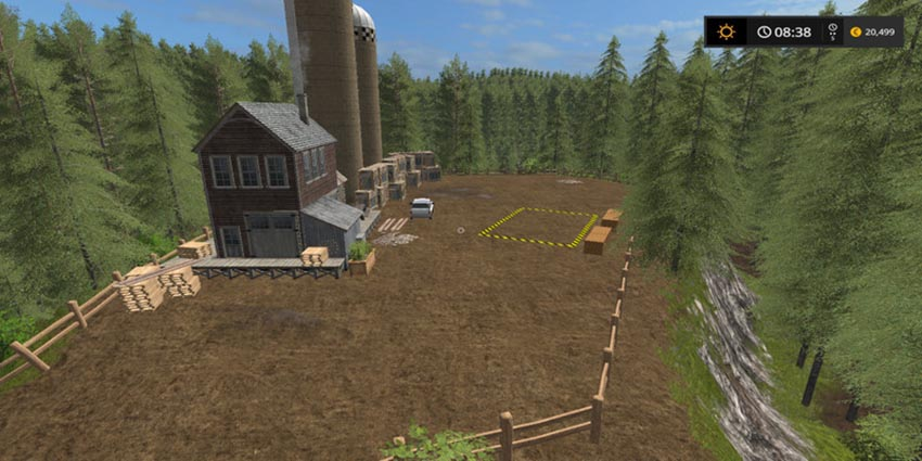 Smallwood Map V 1.0