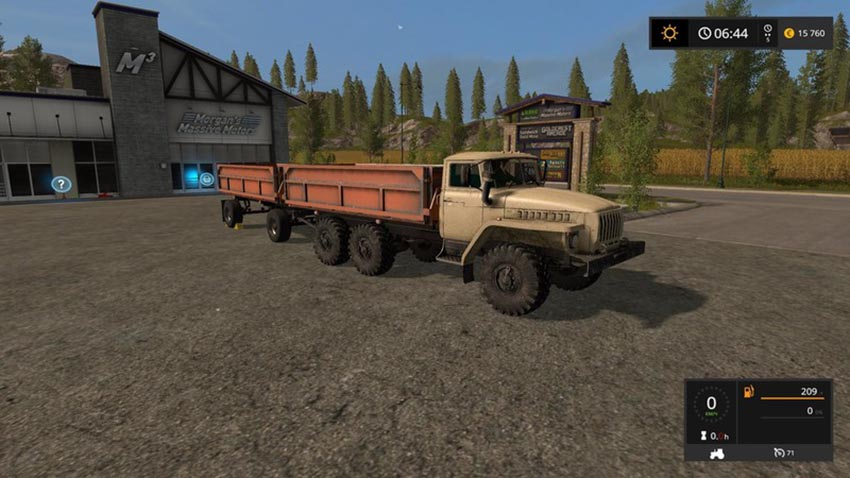 URAL FARMER V 1.0