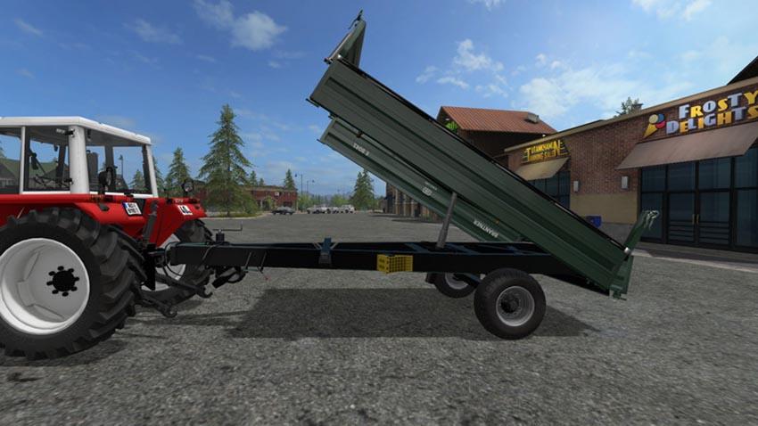 Universal 1Achs Kipper Pack V 1.0