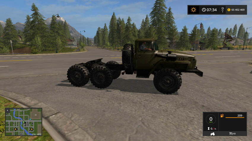 Ural 4320 PACK v 2.0