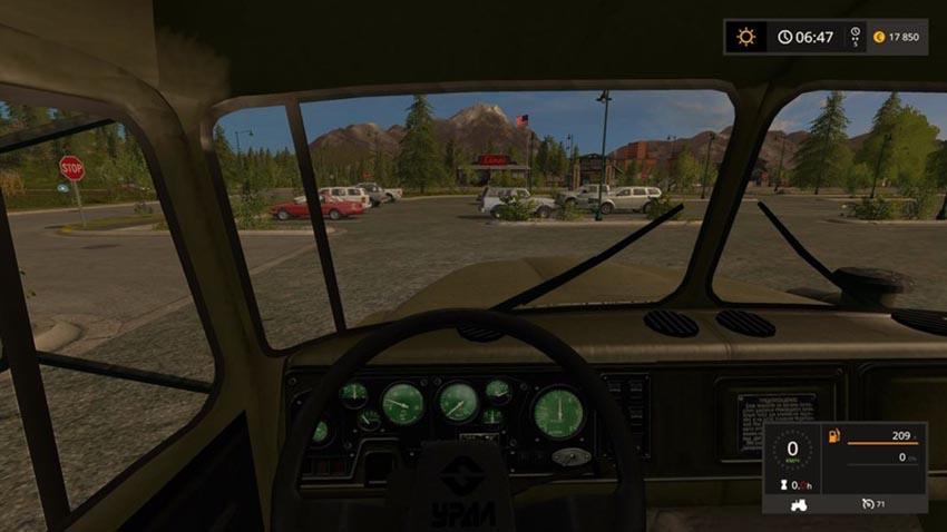 Ural for Pallet V 1.0