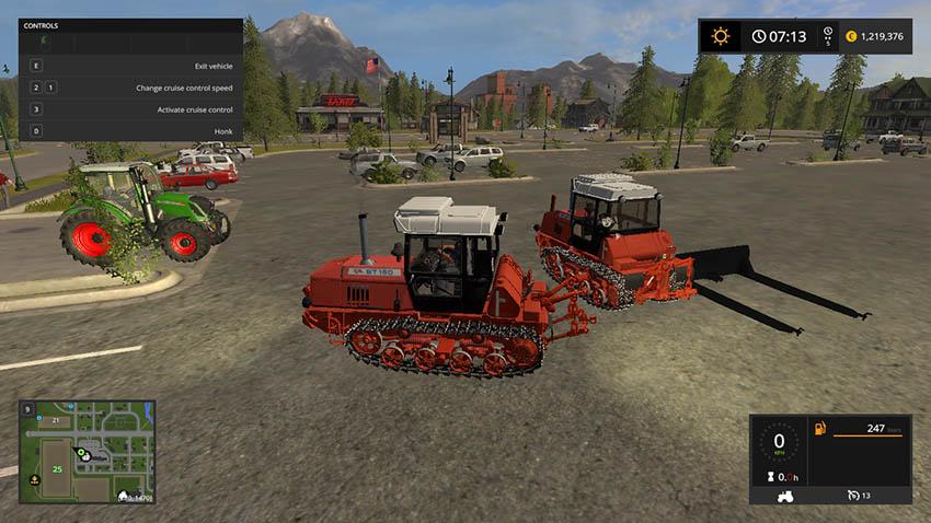 VT 150 and leveler V 1.0