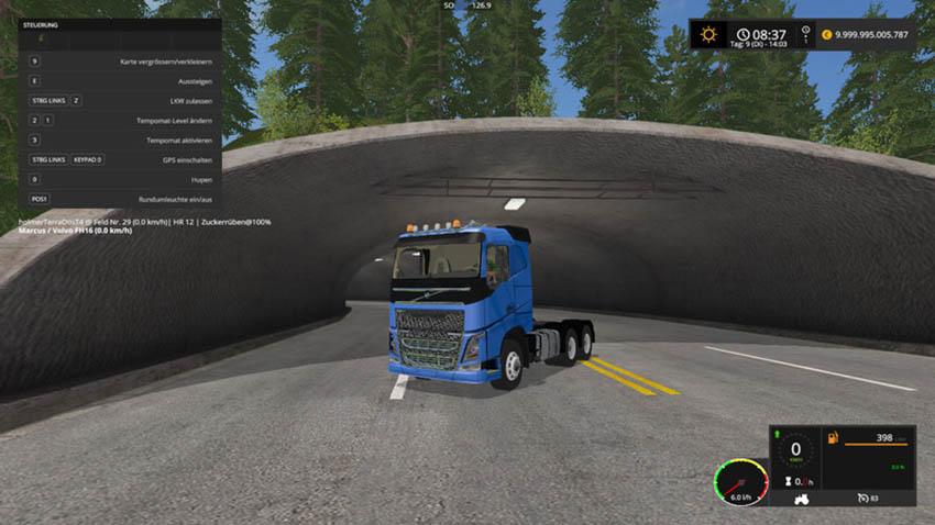 Volvo FH16 6x4 V 1.0