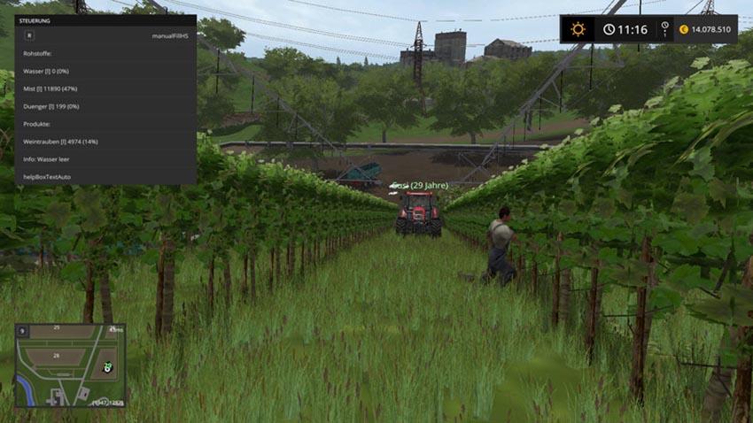 Vineyard V 1.0