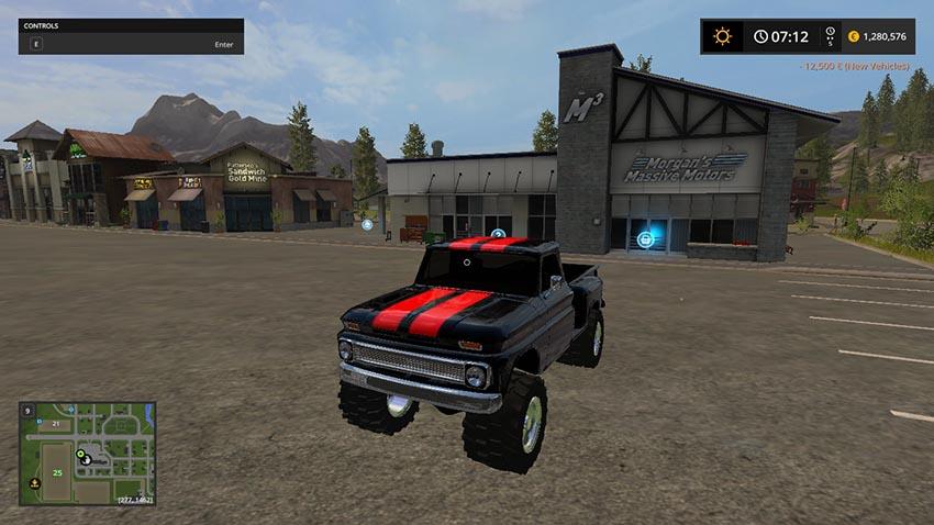 Chevrolet c10 V 1.0