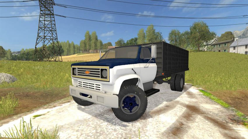 Chevy C70 Graint Truck V 1.1