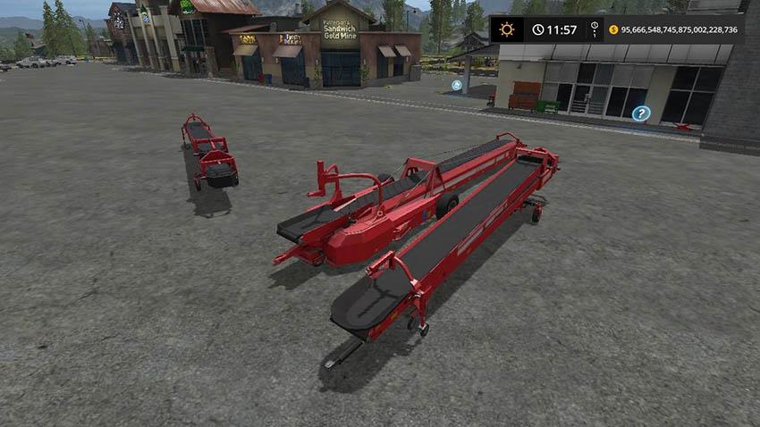Grimme SL8022 Grimme TC8016 Pack V 1.0