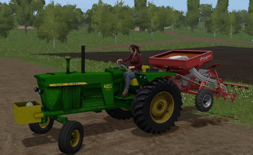 John Deere 4020 diesel V 1.0