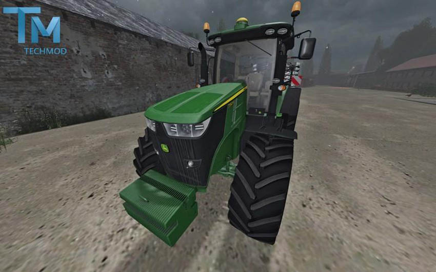 John Deere 7R TechMod v 2.0
