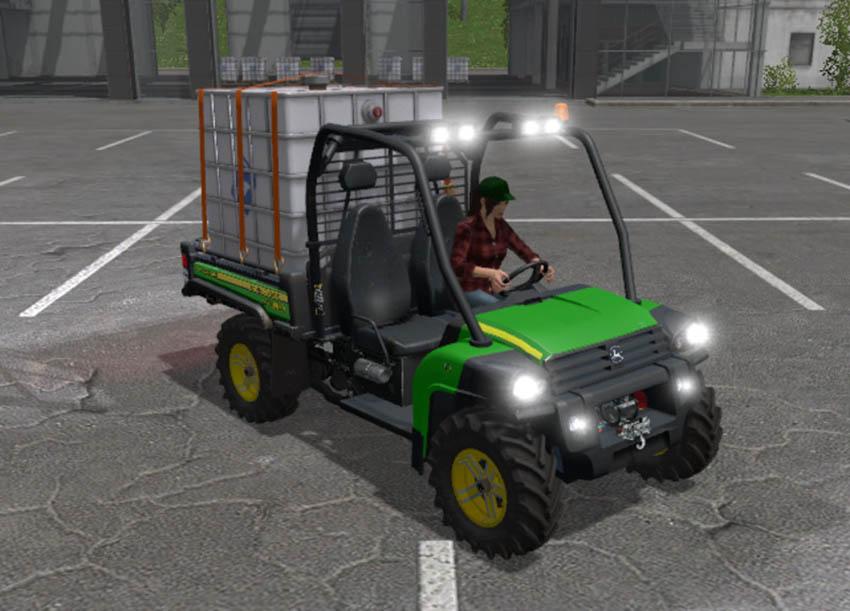 John Deere HPX Gator V 1.0
