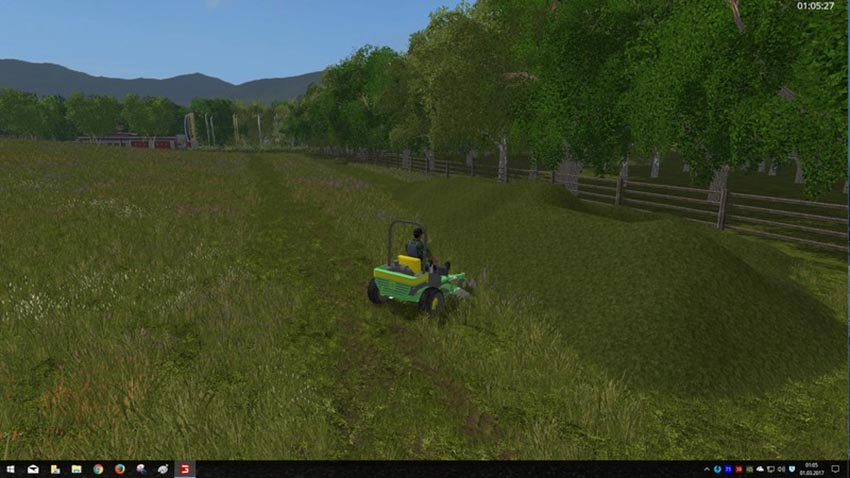 John Deere Mower Pack V 1.0 [MP] | LS2017.com