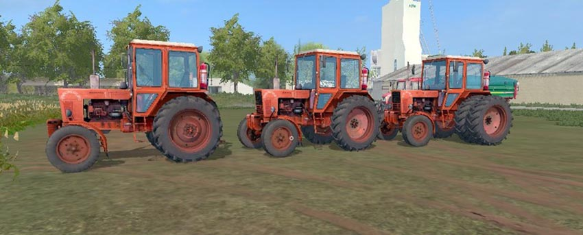 Mtz 80 and 82 V 1.1