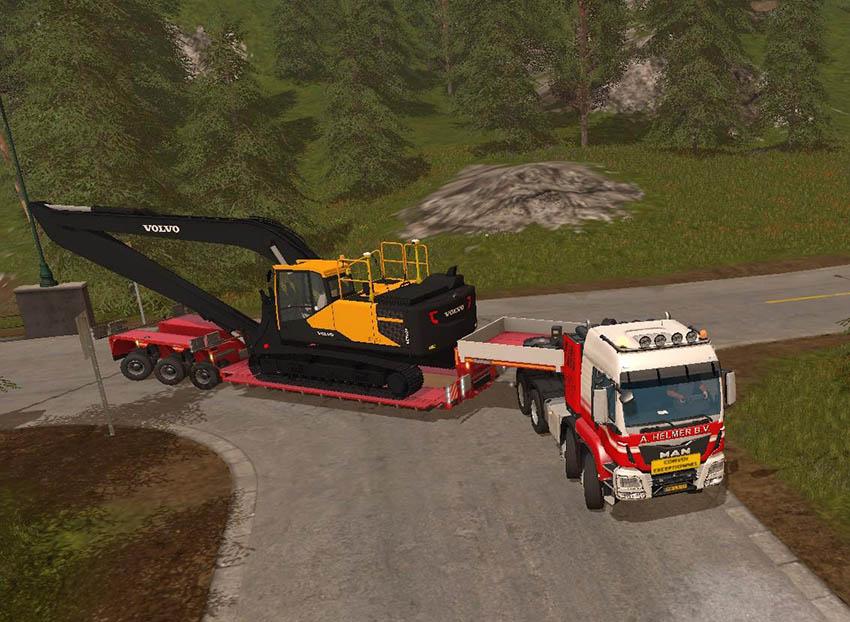 NLD Helmer MAN 8x8 Heavy v 1 0 | LS2017 com